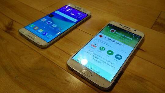 Samsung Galaxy S6 and S6 Edge Leak