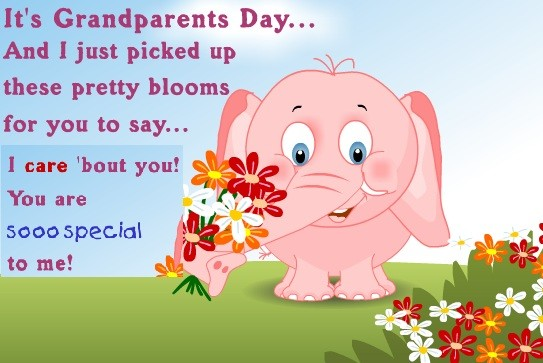 Happy Grandparents' Day: Best Messages, Wishes, Picture Greetings to