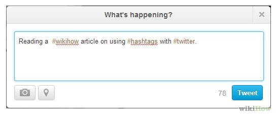 It has become so unlikely, almost to the extent of impossibility, to find a tweet without the boastful # sign dumped in