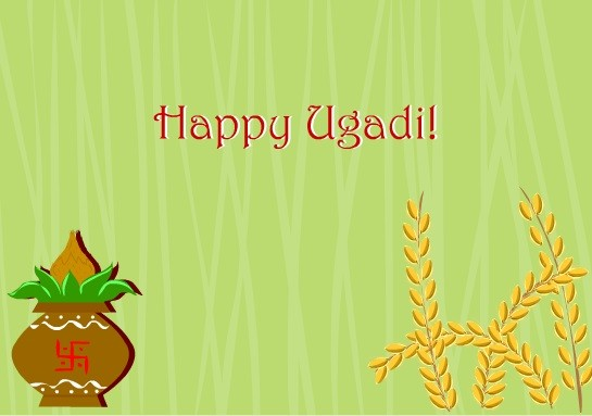 Happy ugadi 2017 wishes messages picture greetings in english to happy ugadi m4hsunfo Images