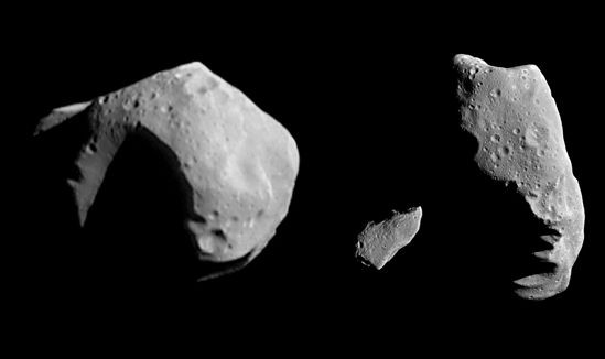 Asteroid 1997 XF11