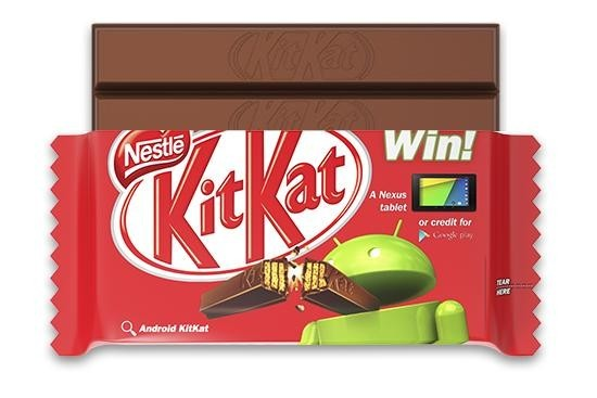 Android with KitKat