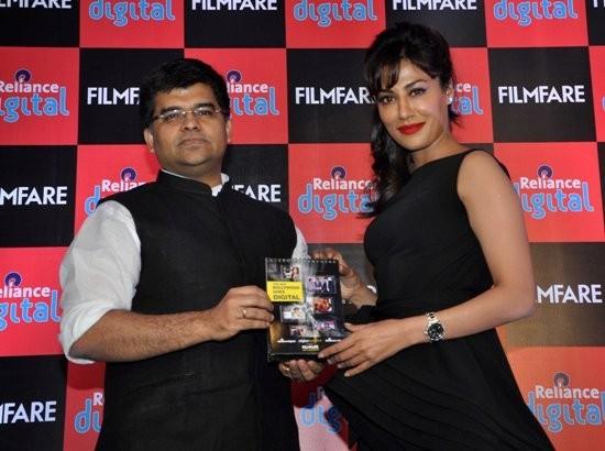 Chitrangda Singh launches Filmfare calendar