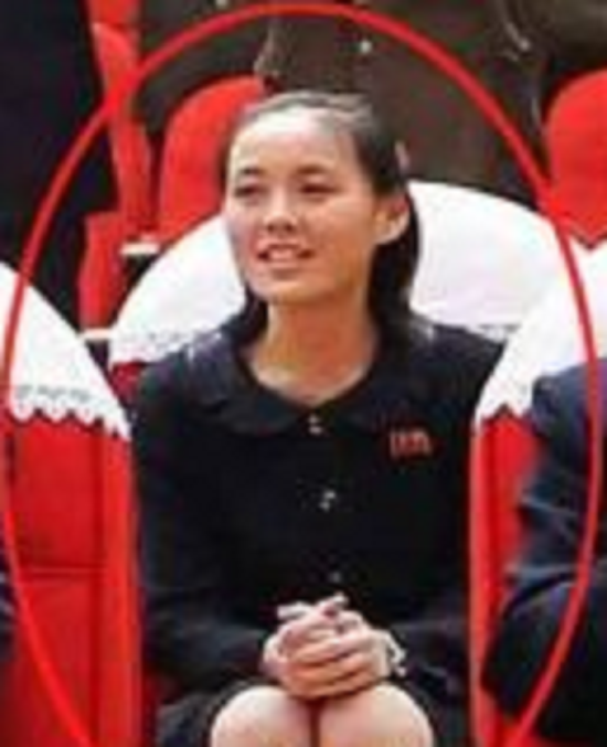 Kim Yo-jong has mostly avoided media attention and there are only few select images of her available online.