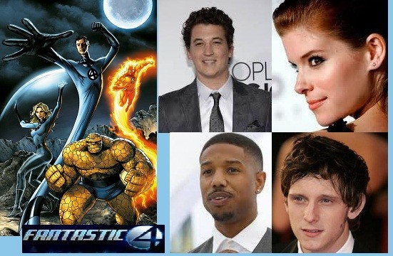 Fantastic Four reboot is expected to hit the theaters by June 2015