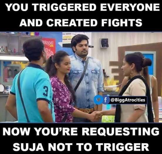 1503376693_bigg boss tamil gayathri raghuram memes goes viral social media bigg boss tamil gayathri memes go viral in social media photos