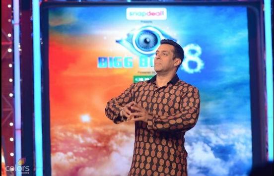 Salman Khan, the Lone Viewers-Attracting Factor in 'Bigg Boss 8'