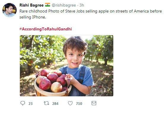 #AccordingToRahulGandhi: Rahul Gandhi's funny memes go ...