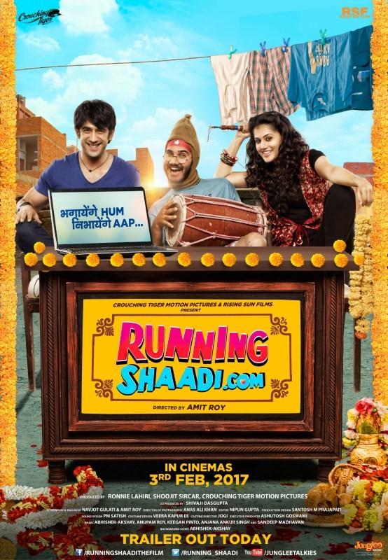 Taapsee Pannu,Amit Sadh,RunningShaadi.com first look poster,RunningShaadi.com,RunningShaadi.com first look,RunningShaadi.com poster,bollywood movie RunningShaadi.com,RunningShaadi.com pics,RunningShaadi.com images,RunningShaadi.com photos,RunningShaadi.co