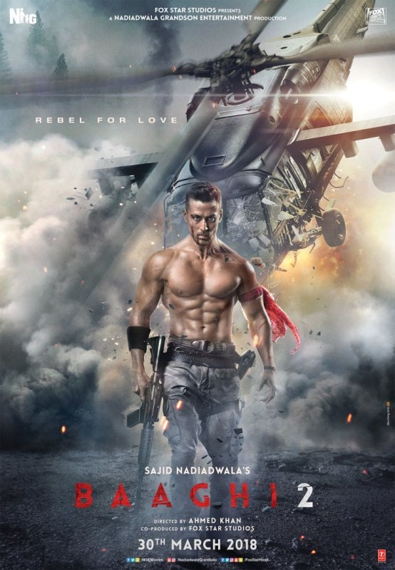 Tiger Shroff,Tiger Shroff Baaghi 2,Baaghi 2,Baaghi 2 first look poster,Baaghi 2 first look,Baaghi 2 poster,Baaghi 2 movie poster,Baaghi 2 movie pics,Baaghi 2 movie images,Baaghi 2 movie stills,Baaghi 2 movie pictures,Baaghi 2 movie photos