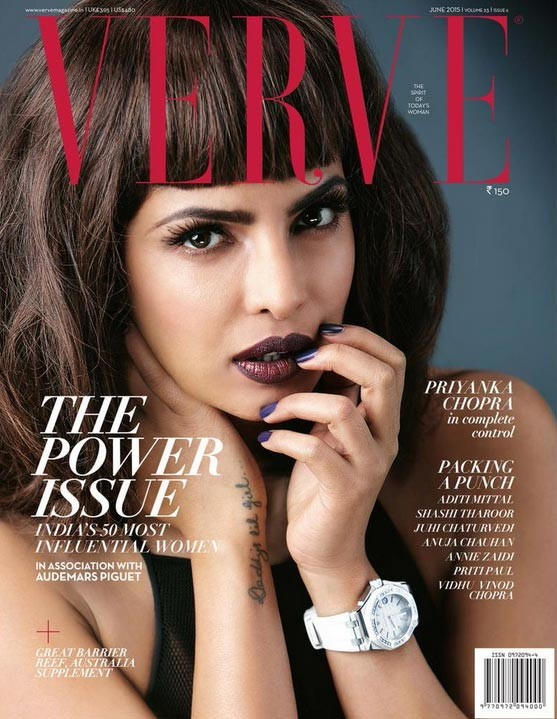 Priyanka Chopra,Priyanka Chopra in VERVE Magazine,Priyanka Chopra photoshoot VERVE Magazine,VERVE Magazine,Priyanka Chopra in Magazine,actress Priyanka Chopra,Priyanka Chopra pics,Priyanka Chopra images,Priyanka Chopra photos,Priyanka Chopra stills,Priyan