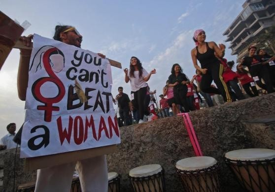 One Billion Rising In India To Stop Violence Against Women Photos