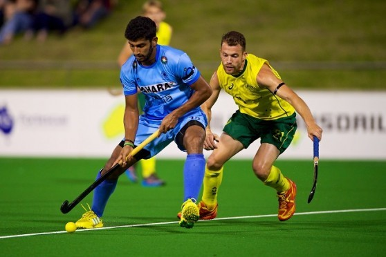 Watch 2nd Hockey Match Live Online: India vs Australia Free