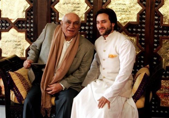 Yash Chopra, Saif Ali Khan