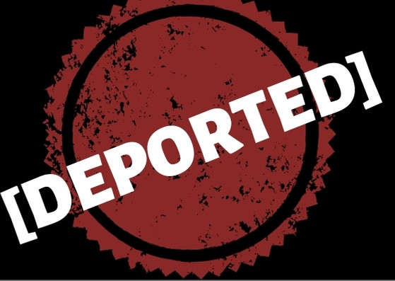 deported immigration ICE extradition