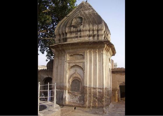 peshawar gorakhnath temple
