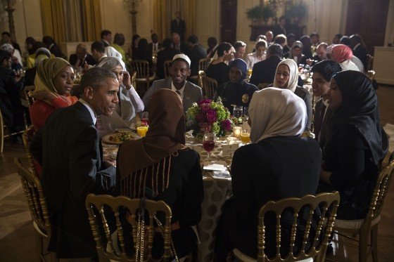 Barack Obama,Iftar Dinner,Iftar Dinner at White House,Ramadan Iftar Dinner,Barack Obama hosts Ramadan Iftar Dinner,Barack Obama hosts Ramadan Iftar Dinner at the White House,Barack Obama pics,Barack Obama images,Barack Obama stills,Barack Obama photos