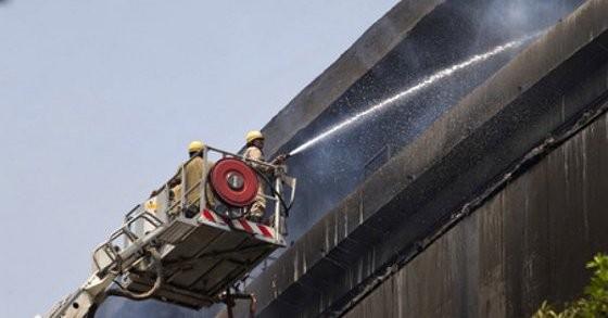 Shastri Bhawan,Shastri Bhawan fire,fire at Shastri Bhawan