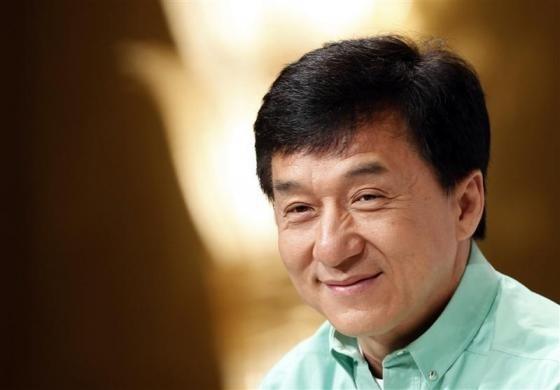 Jackie Chan (REUTERS/Yuriko Nakao)