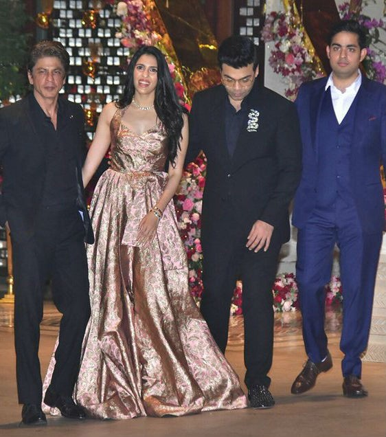 Shah Rukh Khan,Katrina Kaif,Aishwarya Rai,Akash Ambani & Shloka Mehta,Akash Ambani and Shloka Mehta,Akash Ambani and Shloka Mehta  engagement,Akash Ambani and Shloka Mehta  engagement party