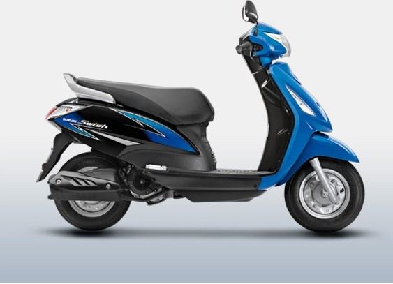 Suzuki Swish 125 Receives New Shades and Makeover in India
