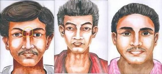 gauri lankesh suspect sketches