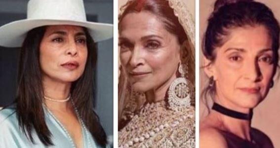 Priyanka, Deepika, Sonam
