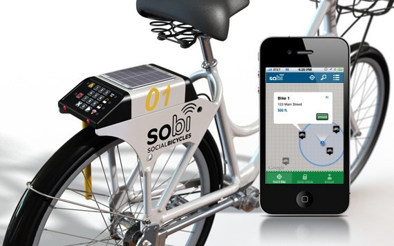 Android Ios Apps Enable Smart Bike Sharing Ibtimes India