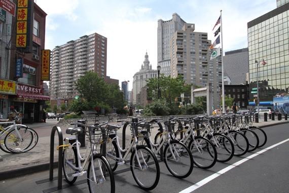 Sharing Bike Hub