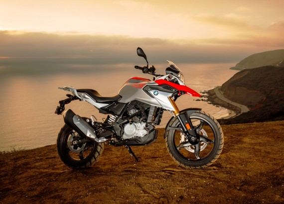 BMW G 310 GS spotted: Adventure sibling of G 310 R to rival