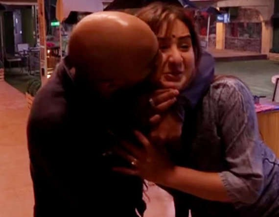 Akash Dadlani and Shilpa Shinde
