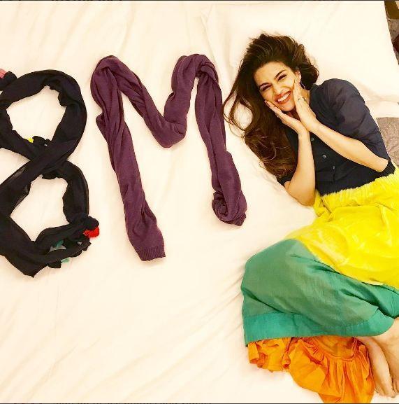 Kriti Sanon,actress Kriti Sanon,Kriti Sanon Instagram,Kriti Sanon clocks 8 million followers