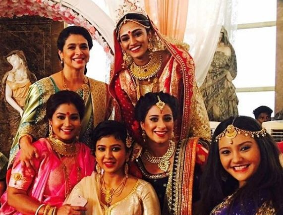 Check out the never-seen-before look of Kuch Rang Pyar Ke Aise Bhi actors
