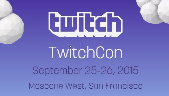 TwitchCon in September 2015
