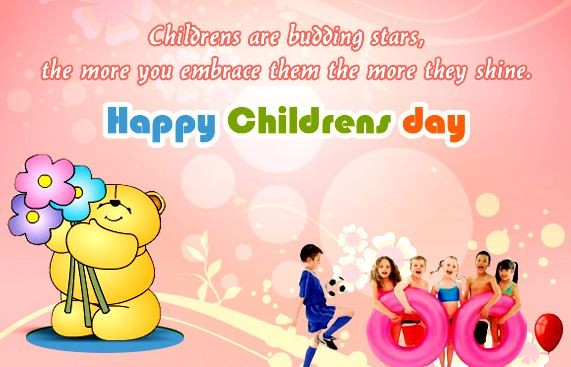 Happy Children's Day, Children's Day 2017