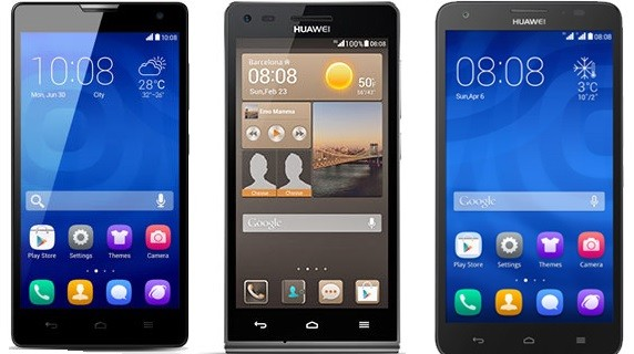 Huawei's Honor 3C, Ascend G6 and Ascend G750 Launched in India; Price, Availability Details