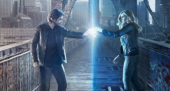 Cole and Cassie from 12 Monkeys