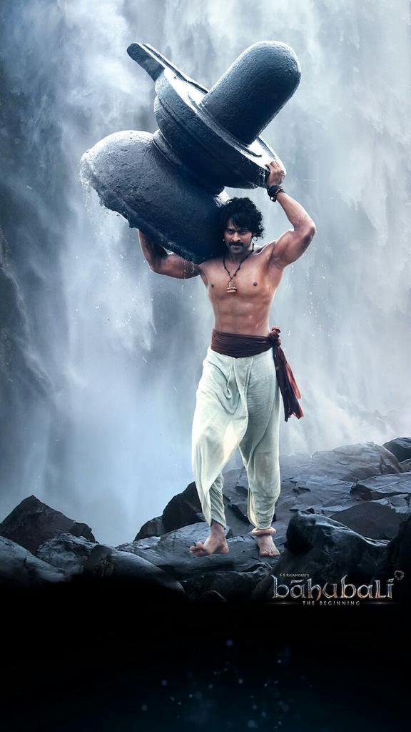 Baahubali,tamil movie Baahubali,Baahubali poster,Baahubali first look,Baahubali pics,Baahubali stills,Baahubali images,Baahubali movie pics,S. S. Rajamouli,Prabhas,Rana Daggubati,Anushka Shetty,Tamannaah