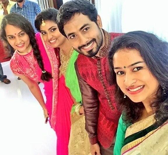 Aari and Nadiya Wedding,Vishal,Venkat Prabhu,Aari Wedding,Nadiya Wedding,Aari and Nadiya Wedding respection