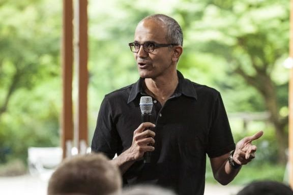10 Facts You Should Know About Microsoft's Expected New CEO - Satya Nadella