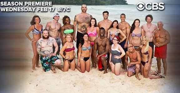 Contestants of Survivor 32