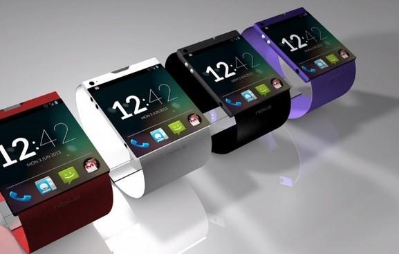 Google Nexus Smartwatch (Concept) To be Unveiled Soon