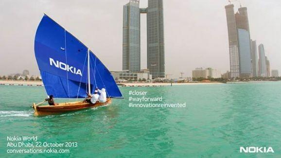 Nokia 22 October announcement