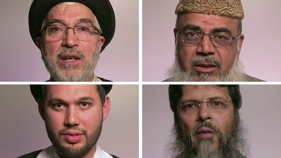 """The British Imams labeled ISIS as """"corrupt"""" and """"evil""""."""