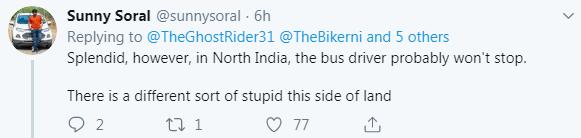 kerala woman twitter reaction