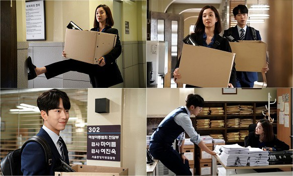 Watch Jung Ryeo Won starrer KBS drama Witch's Court live