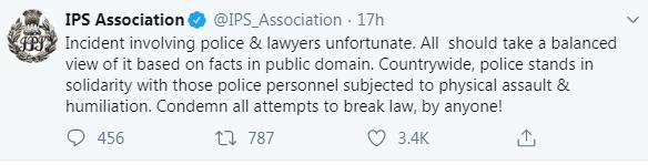 IPS tweet