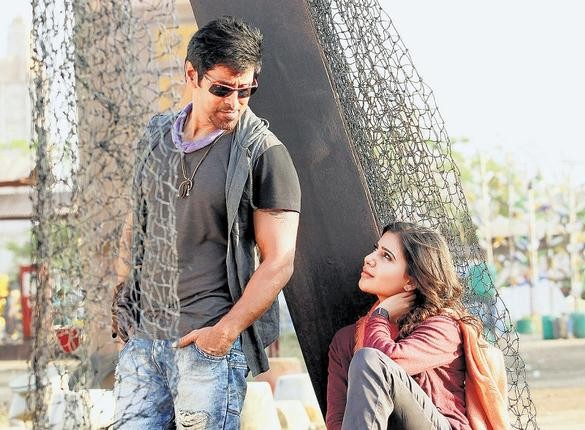Vikram,Samantha,Vikram and Samantha,Vikram in 10 Endrathukulla Movie,Samantha in 10 Endrathukulla Movie,10 Endrathukulla,10 Endrathukulla Movie stills,10 Endrathukulla Movie pics,10 Endrathukulla Movie images,10 Endrathukulla Movie photos,10 Endrathukulla