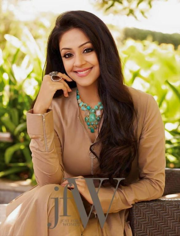 Jyothika Photoshoot for JFW Magazine