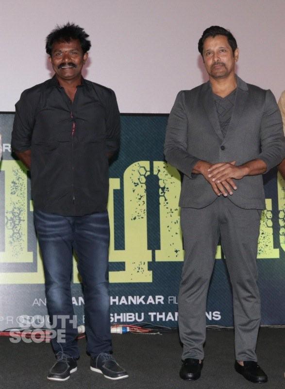 Vikram,Saamy 2,Director Hari,Iru Mugan,Iru Mugan audio launch,Iru Mugan trailer